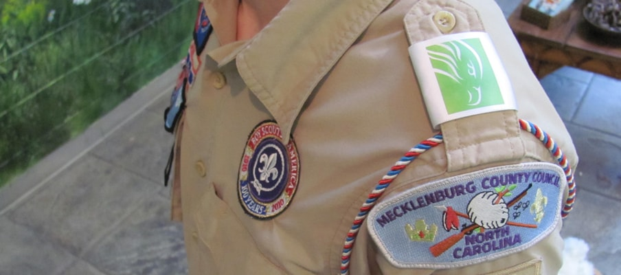 Eagle Scout Cover
